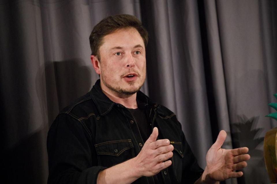 Tesla CEO Elon Musk said he is considering taking the electric car maker private.