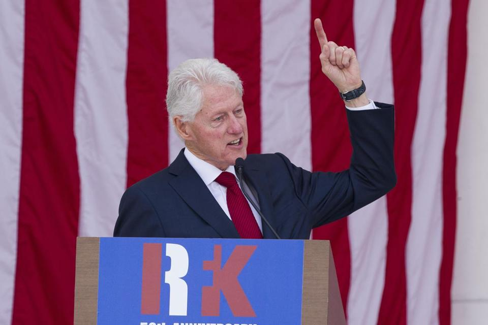 The New Hampshire Democratic Party's fund-raising dinner will no longer be named after Bill Clinton.