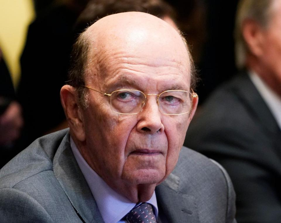 "(FILES) In this file photo taken on June 20, 2018, US Commerce Secretary Wilbur Ross attends a meeting in the Cabinet Room of the White House in Washington, DC. Talks to revamp the North American Free Trade Agreement (NAFTA) could resume shortly, US Commerce Secretary Wilbur Ross said on July 19, 2018. Mexico's President-elect Andres Manuel Lopez Obrador ""has changed his rhetoric quite considerably and has made it very clear that he likes the idea of redoing NAFTA,"" Ross said. / AFP PHOTO / Mandel NganMANDEL NGAN/AFP/Getty Images"