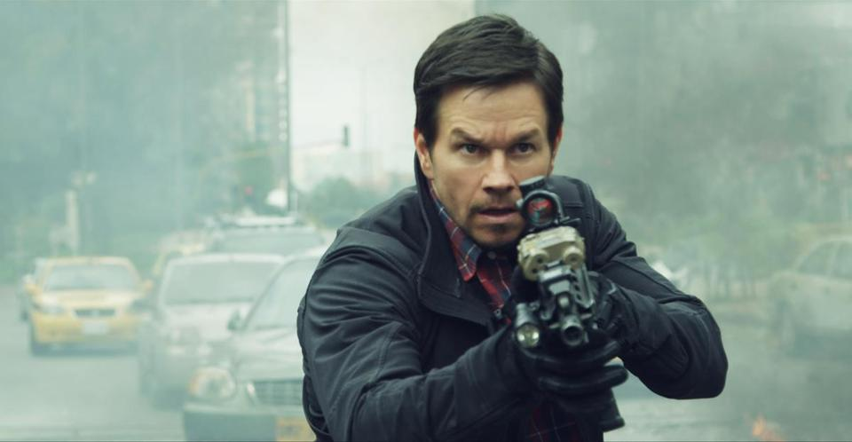 "Mark Wahlberg stars in ""Mile 22"""