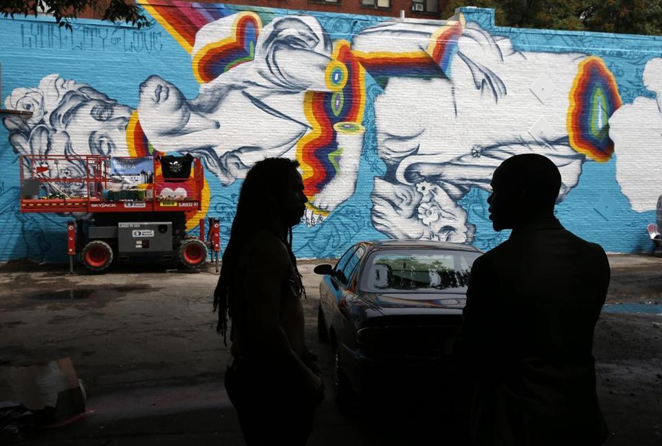 mural festival seeks to make lynn a destination for public art the