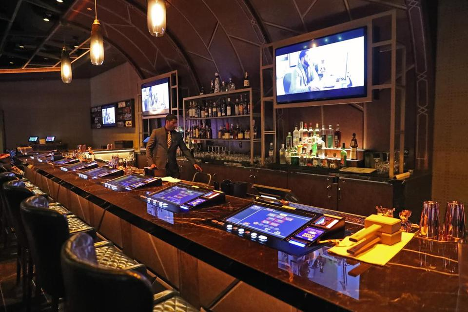 Photos A Look Inside The New Mgm Springfield Casino The