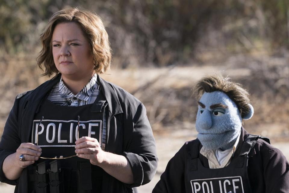 Melissa McCarthy stars in The Happytime Murders 24murders