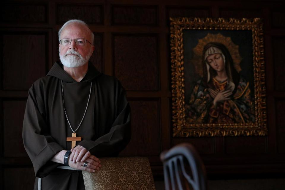 Cardinal Sean P. O'Malley said new procedures are urgently needed to address allegations of sexual abuse by bishops.