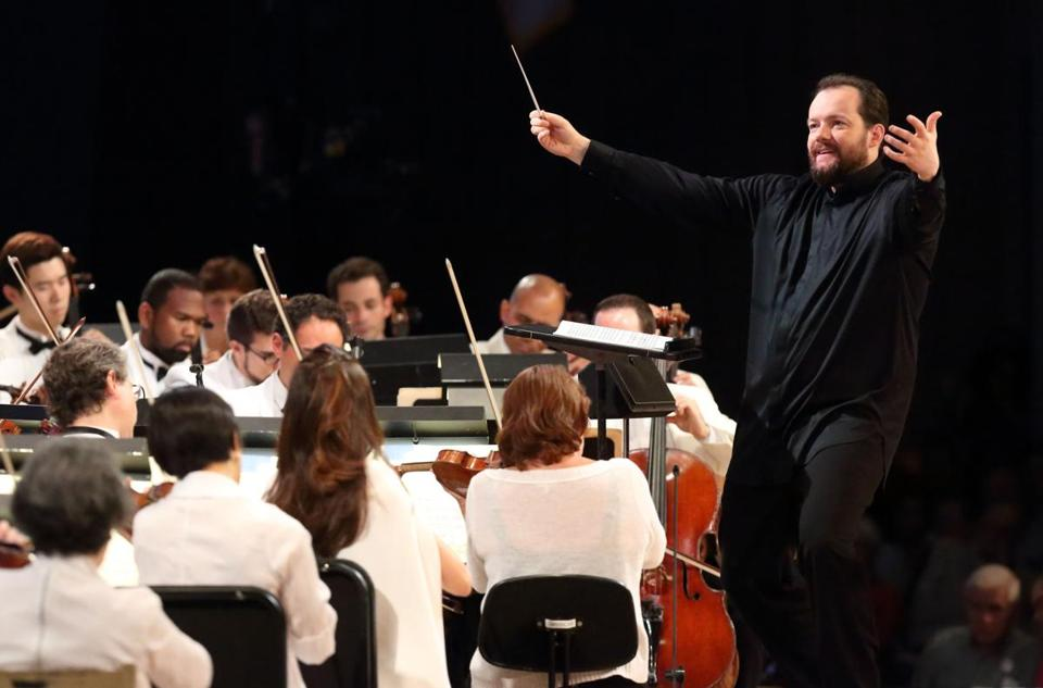 Everything from Wagner to a world premiere in BSO's 2019 Tanglewood season