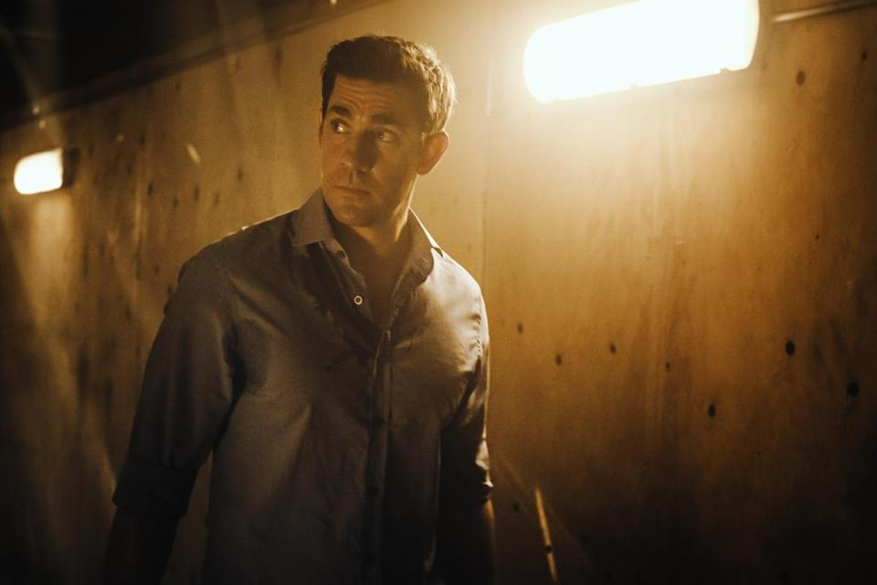 "John Krasinski stars in ""Tom Clancy's Jack Ryan."""