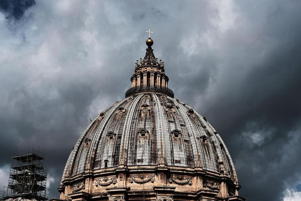 St. Peter's Basilica in Vatican City, pictured on August 31, 2018.