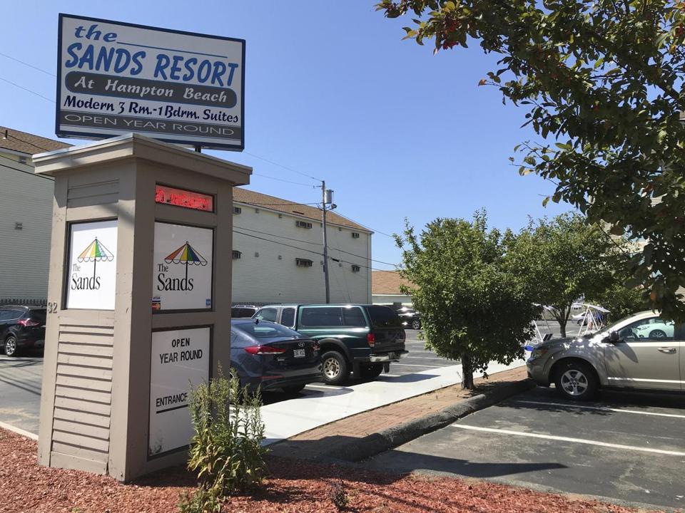 The Sands Resort In Hampton N H