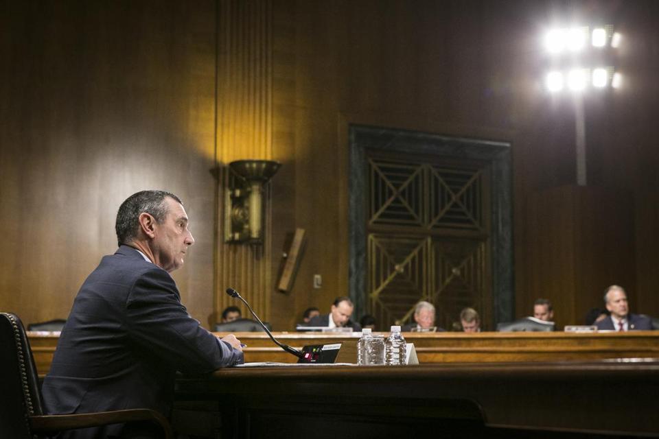 TSA Administrator David Pekoske Told A Senate Committee Wednesday That Air  Marshals Keep Detailed Surveillance Files