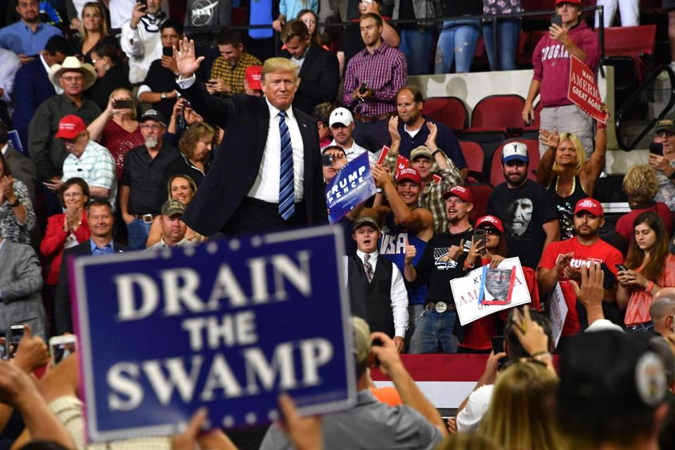 Image result for trump rally picture