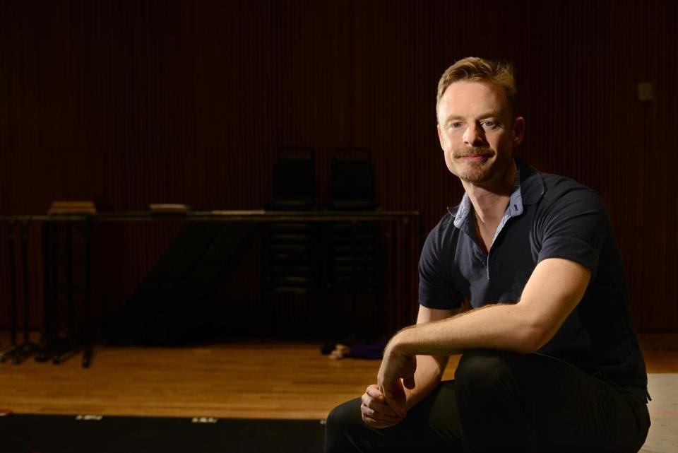 "Christopher Wheeldon directed and choreographed the 2015 Broadway musical ""An American in Paris,"" which he has helped make into a film."