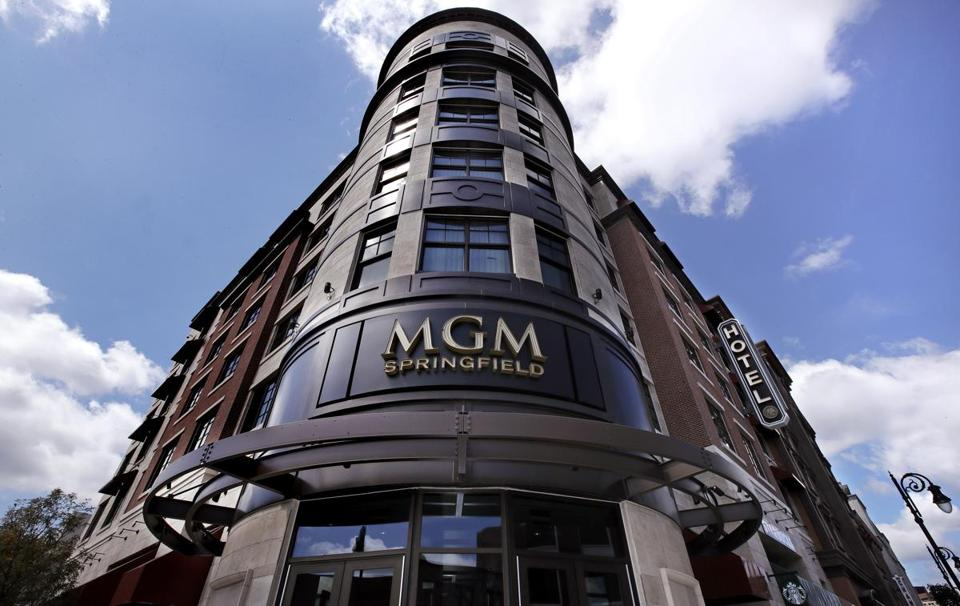This year's opening of the MGM Springfield casino is one of the positive developments in Springfield.