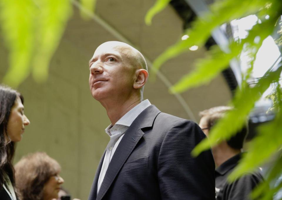 The fund started by Jeff Bezos will open preschools in low-income neighborhoods and give money to nonprofits that help homeless families.