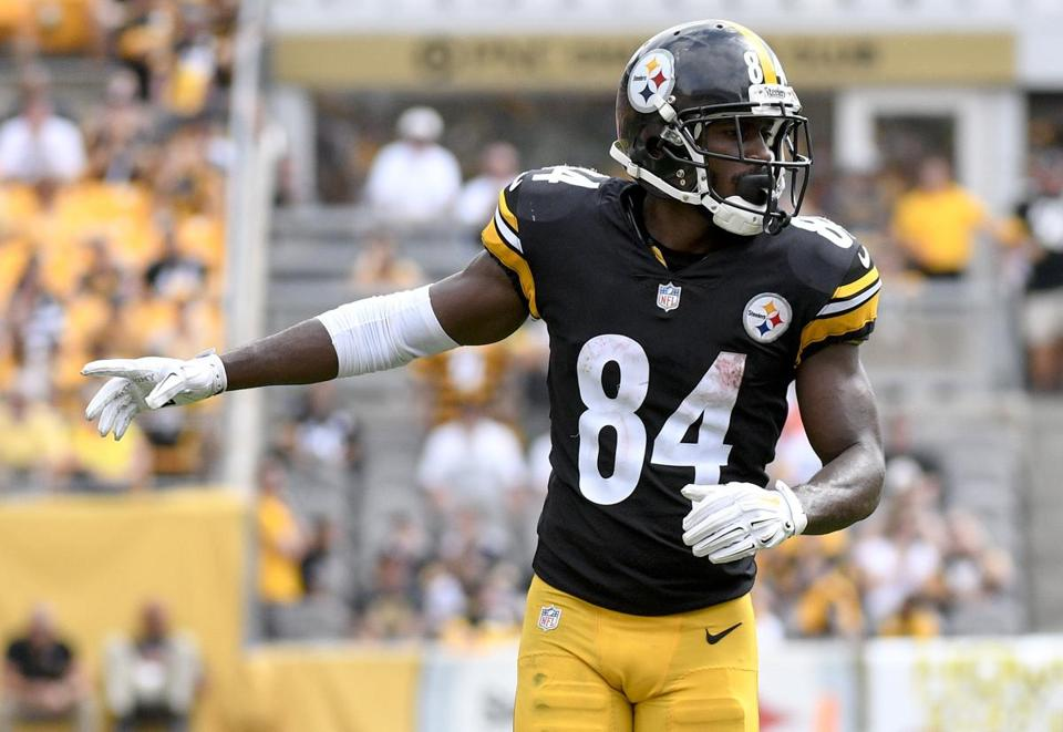 Antonio Brown returns to Steelers from unexcused absence - The ... 62416125b