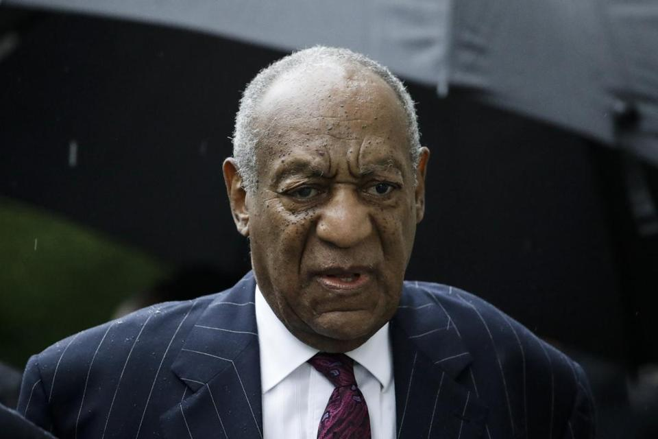 Bill Cosby arrived at the Montgomery County Courthouse in Norristown, Pa., on Tuesday.