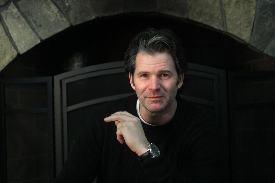 Andre Dubus III.