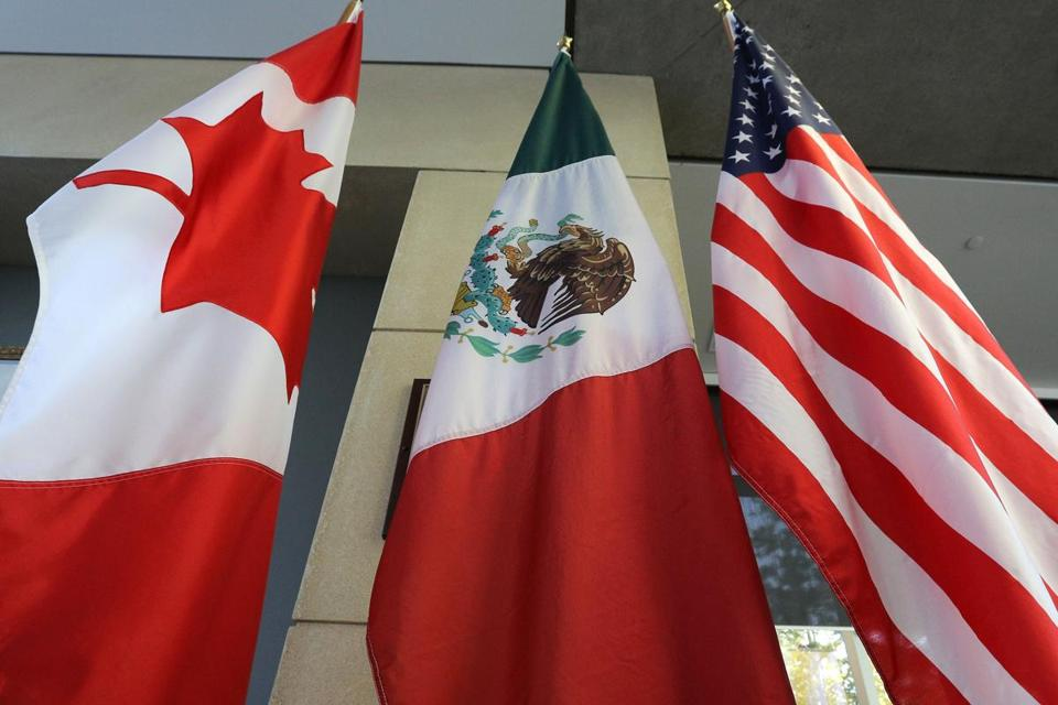 Theres A New Nafta And Trump Got It Done The Boston Globe