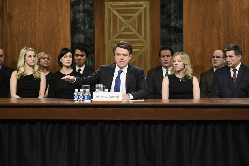 a look at saturday night live s top 10 sketches of 2018 the