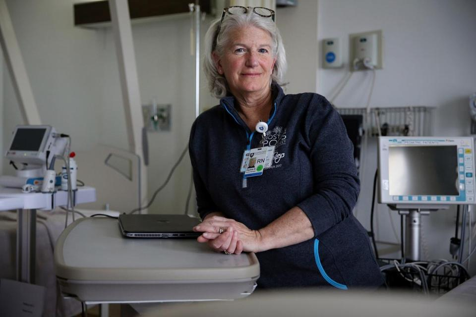 "Pauline Skok, a nurse manager at the hospital, could not find reliable long-term housing. ""It was to the point where I'm not sure I can do this anymore,"" she said. ""I came to work in tears.'"