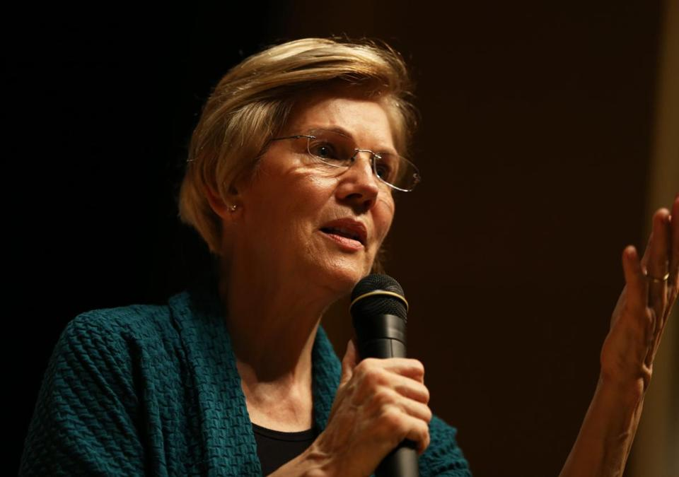 In the last two weeks alone, Warren has run 401 separate digital ads on Facebook, seen by as many as 10 million people.