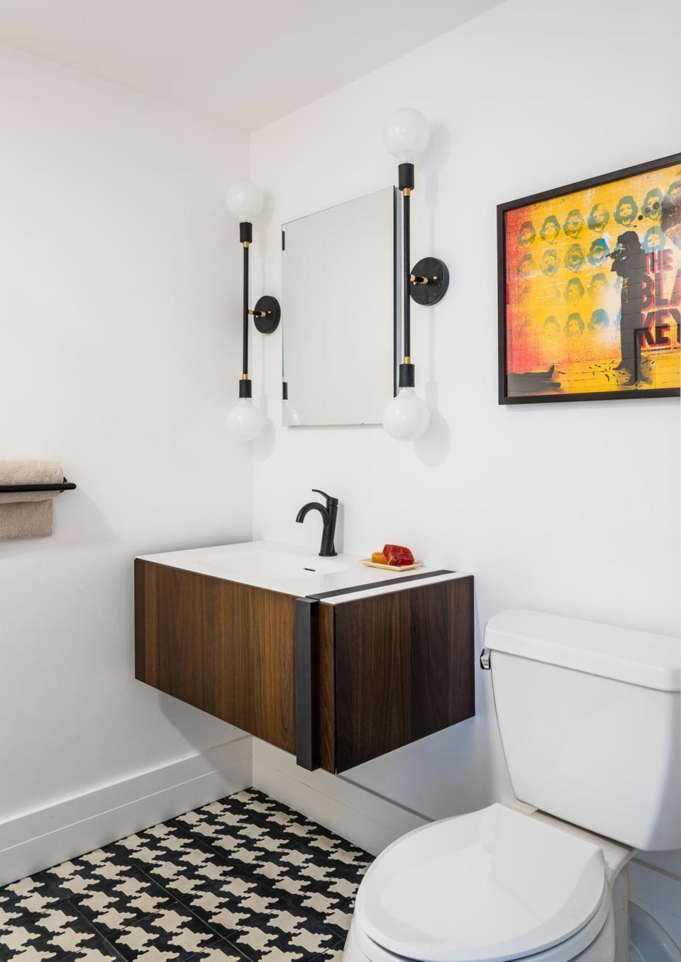 Seven stylish bathroom trends - The Boston Globe