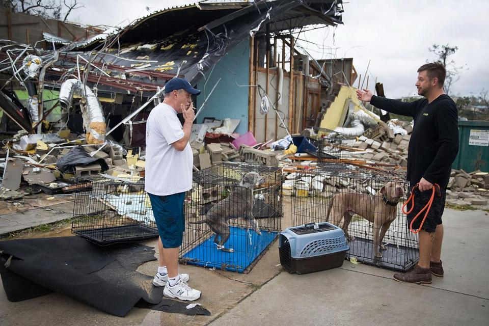 Man Killed In Florida Home By Fallen Tree Amid Hurricane
