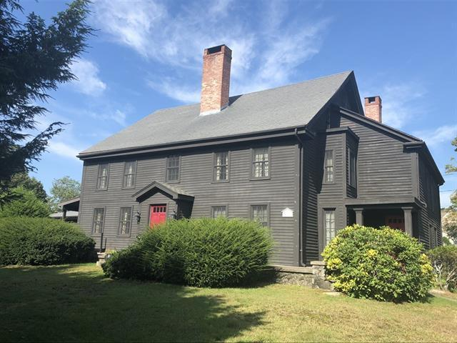 The Former Home Of John Proctor Is For Sale