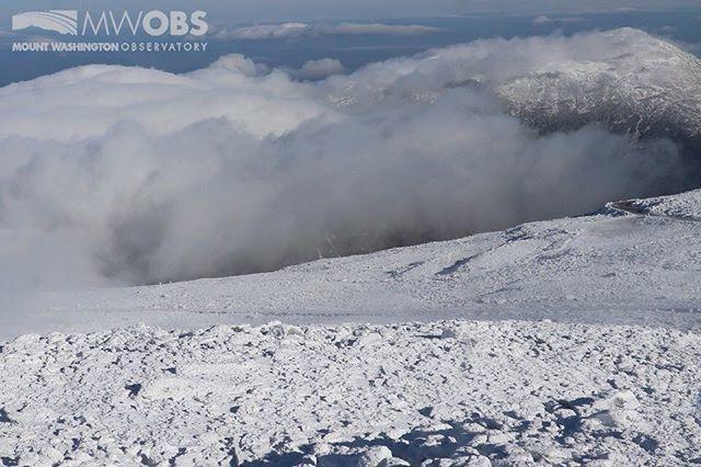 85c6875cbf Mount Washington receives nearly 10 inches of new snow - The Boston ...