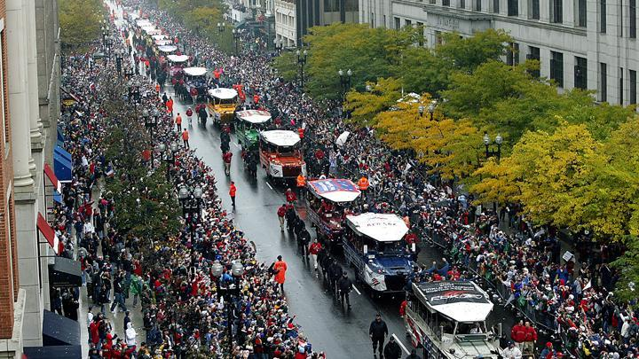 The best way to watch the Red Sox parade