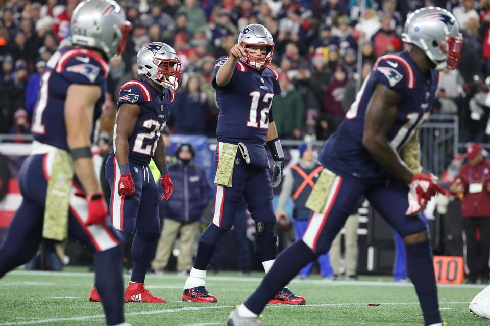 Tom Brady and the Patriots out-duel Aaron Rodgers and the Packers ... 2e934e60b