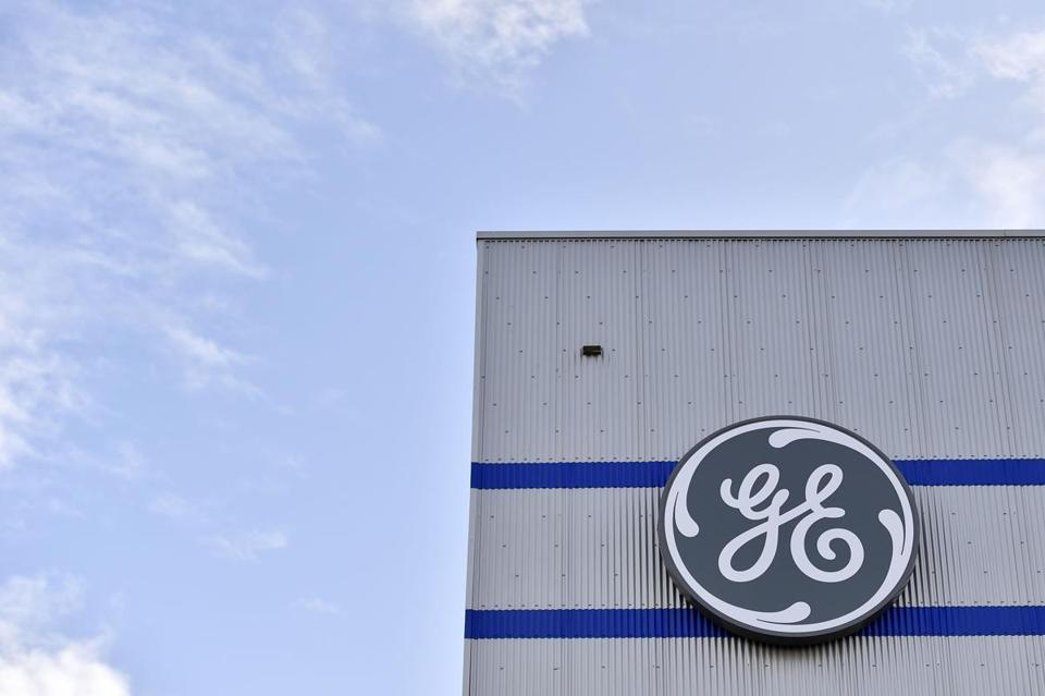 General Electric is selling its energy efficiency business Current.