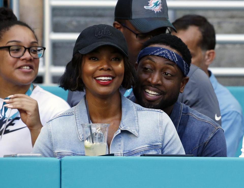 Miami Heat star Dwyane Wade and his actress wife, Gabrielle Union-Wade, have had a baby.