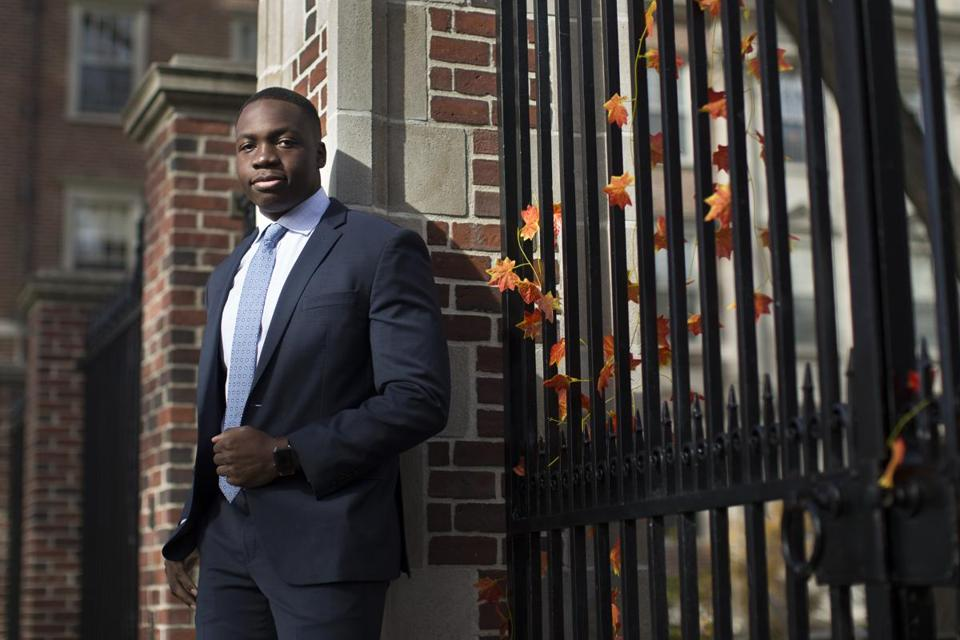 Angel Onuoha is a Harvard student who founded BLK Capital Management, an organization that aims to help black students break into the finance industry.