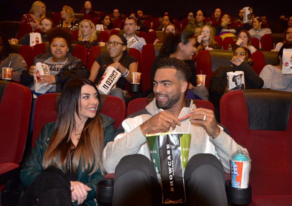 What Is Uber Lux >> Kyle and Marissa Van Noy took dozens of teens to see 'Instant Family' before it was even ...