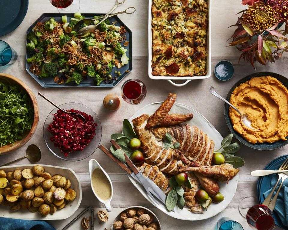 You can pull off Thanksgiving like a pro with a little help.