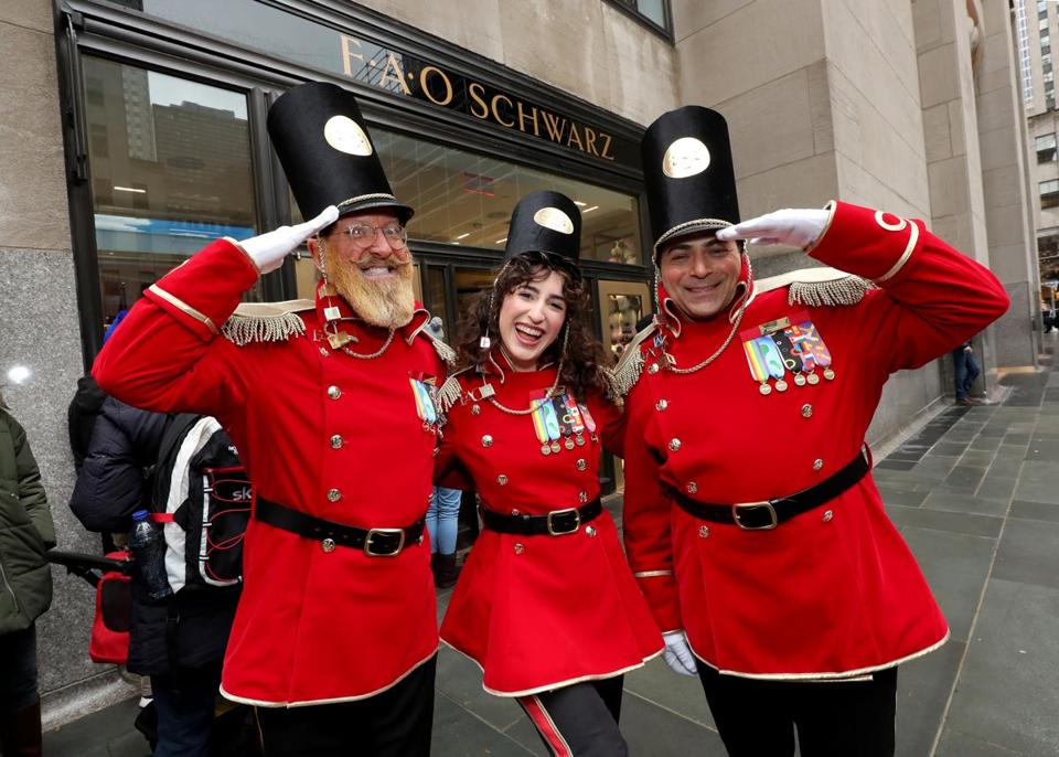 Iconic Toy Store FAO Schwarz Makes Its Comeback