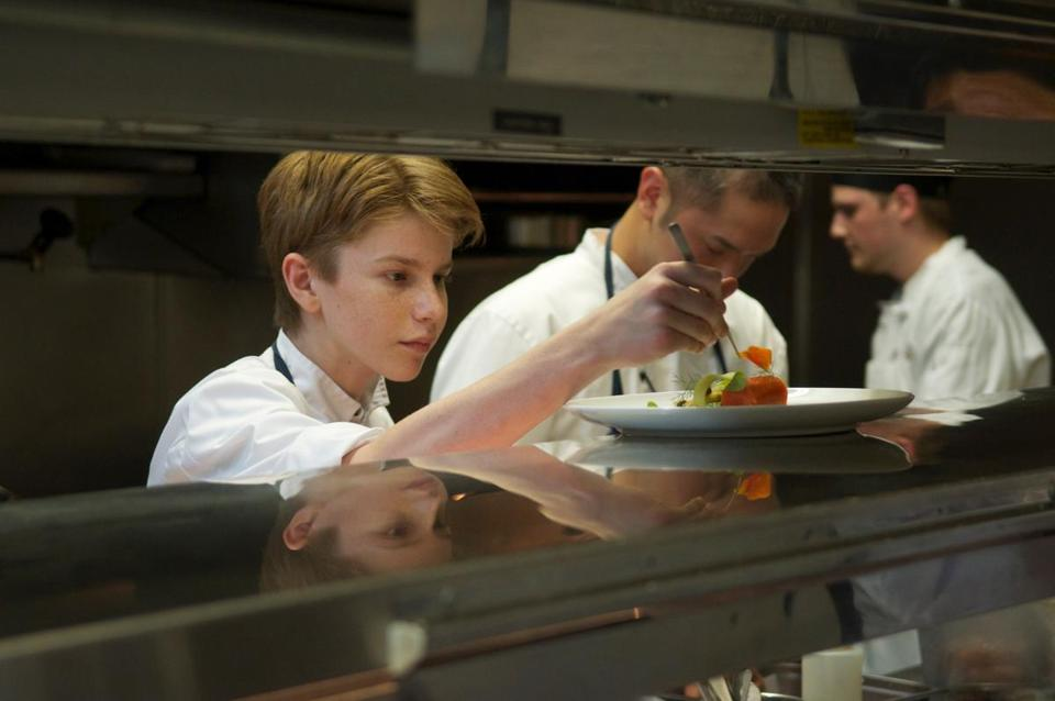 "Flynn McGarry is the subject of the documentary ""Chef Flynn."""