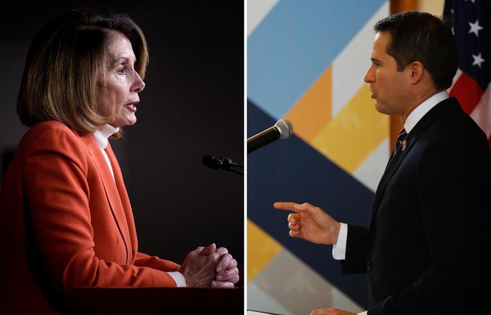 pelosi vs moulton should be about a creating a transition to a new rh bostonglobe com