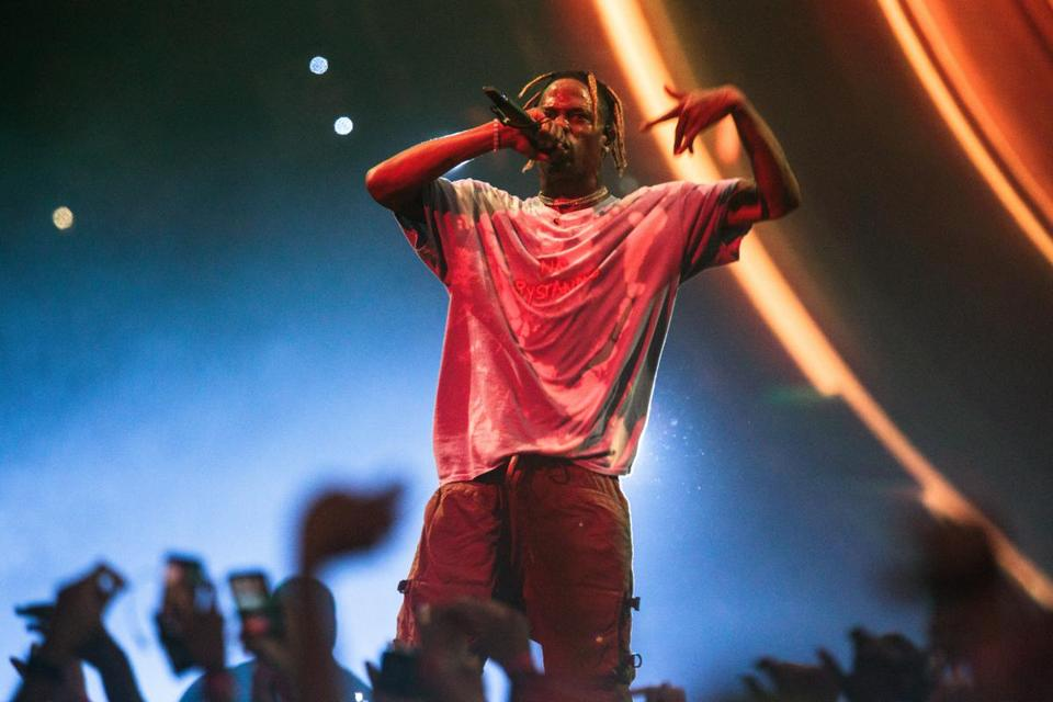 Hip-hop star Travis Scott is headlining one of the three days of Boston Calling.
