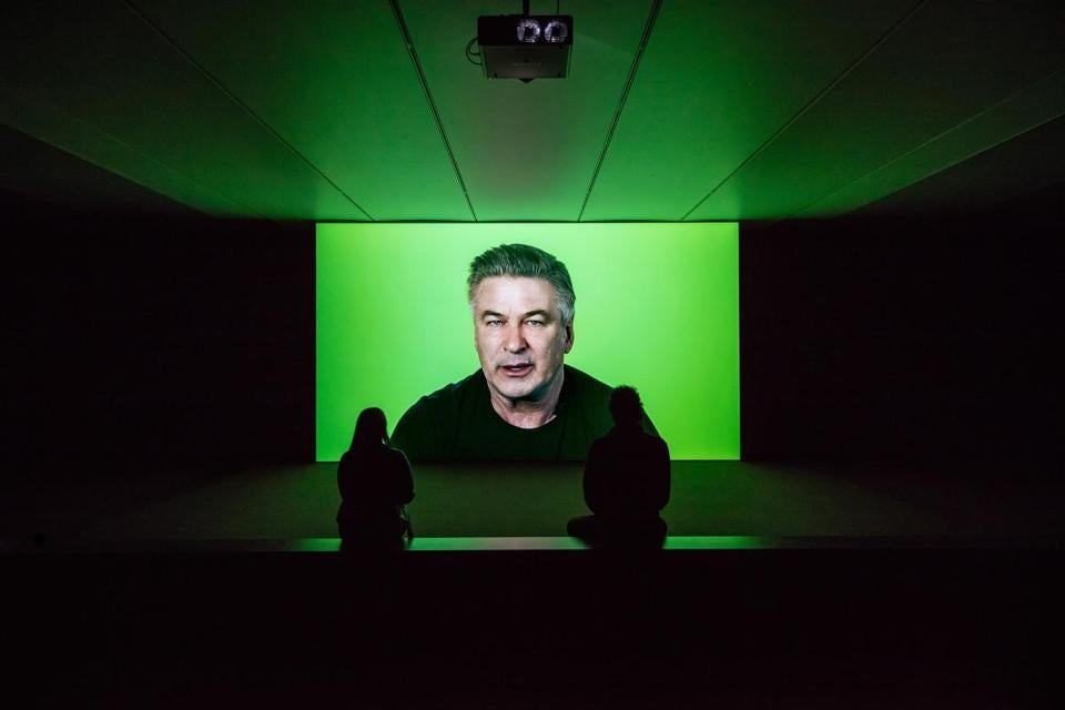Love Story Candice Breitz (South African, born in 1972) Featuring Alec Baldwin 2016 7-Channel Installation *Museum purchase with funds donated by Lizbeth and George Krupp *Courtesy, Goodman Gallery, Kaufmann Repetto + KOW *Courtesy, Museum of Fine Arts, Boston