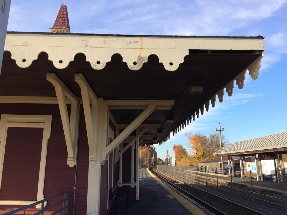 The slate roof strikes an emotional chord with town residents, according to Sylvia Belkin of the Swampscott Historical Commission.