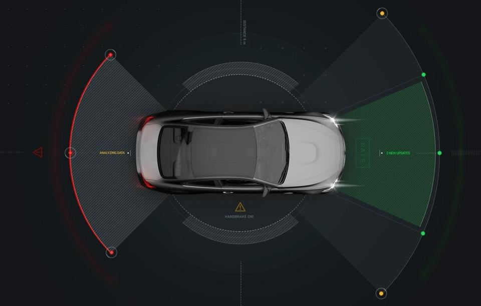 Innovation of the Week: Pulling over a driverless car