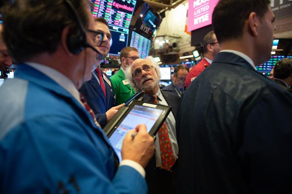 The Dow S Wild Week Explained The Boston Globe