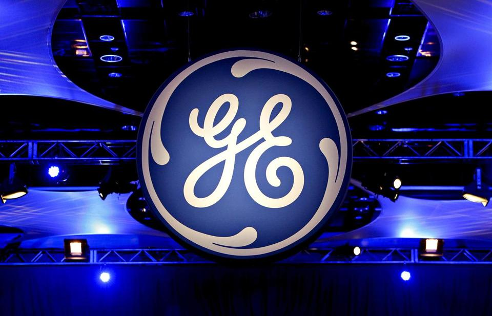 General Electric stock rose 7.3 percent Thursday.