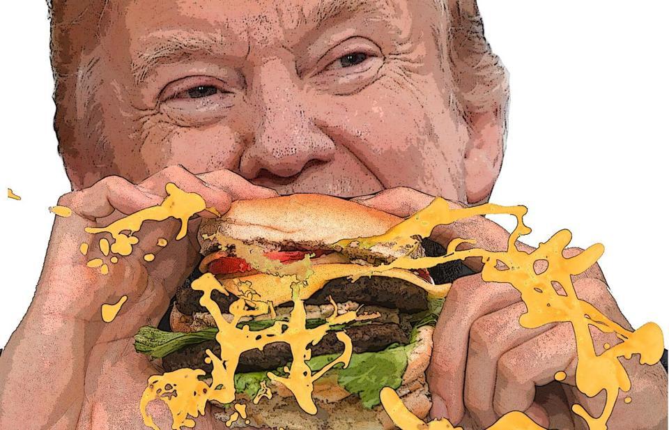 Michael D'Antonio: President Trump's behavior is as predictable as a Big Mac