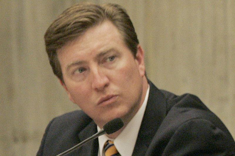 Jerry McDermott during a 2007 Boston City Council meeting.