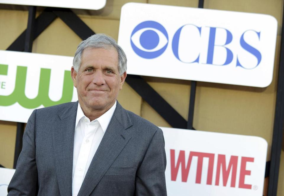 Ex-CBS chief executive Leslie Moonves was an entertainment industry titan until a magazine article detailed sexual harassment claims.