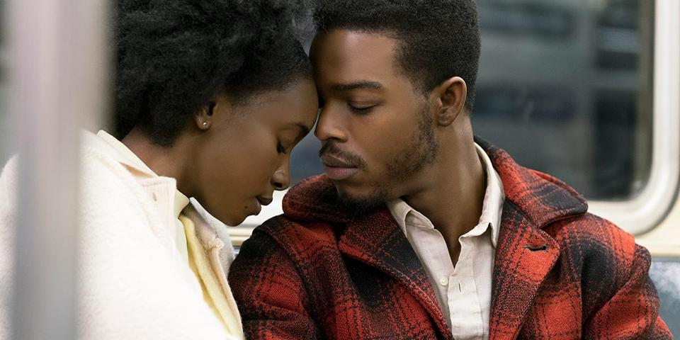"KiKi Layne and Stephan James star in ""If Beale Street Could Talk."""