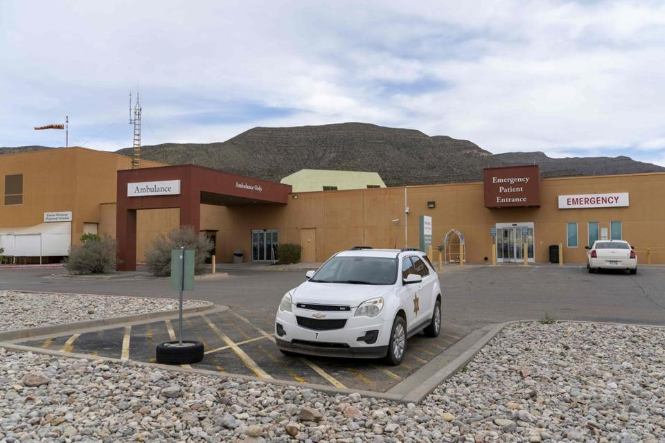 Gerald Champion Regional Medical Center in Alamogordo, New Mexico, where Customs and Border Protection reported the death of an eight-year-old migrant from Guatemala.
