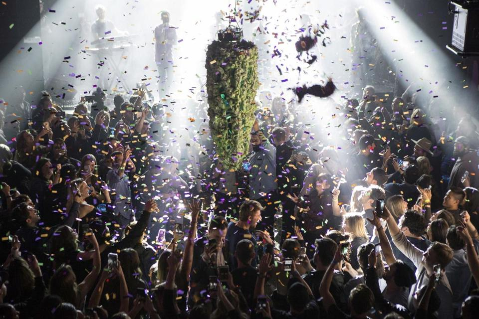 Legal Marijuana Industry Had Banner Year In 2018 The Boston Globe